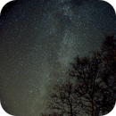 Milky Way in Finland (Single frame),                                Mark Lambertz