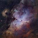 M16 Eagle Nebula,                                PixelSkies (David...