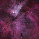 NGC 3277 - Carina Nebula,                                Herbert_W