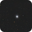 Globular Cluster : M13,                                Valentin JUNGBLUTH
