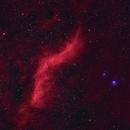 A piece of Barnard's Loop - NGC2112,  M78,                                equinoxx