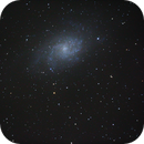 M33 : Triangle Galaxy,                                Stefano Tosi