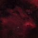 NGC 5070 HaLRGB,                                Borowy Misiek
