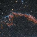 Knochenhand NGC 6992 / 6995,                                Friesenjung