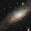 M31 Andromeda Galaxy #19,                                Molly Wakeling