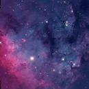 Cepheus Pilars (NGC7822),                                Jose Carballada