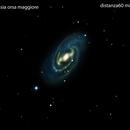 m109 galassia nell' orsa maggiore                               distanza 60 milioni A.L.,                                Carlo Colombo