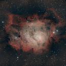 Lagoon Nebula,                                Filip Krstevski / Филип Крстевски