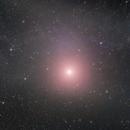 Mars and gegenschein,                                Amir H. Abolfath