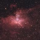 Messier 16,                                hodorgabor