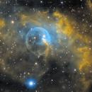 NGC 7635 - Bubble Nebula - SHO,                                David Andra