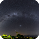 Milky Way - Looking towards the South Celestial Pole,                                Bruce Rohrlach