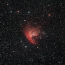 NGC 281 - Pacman nebula,                                Sagittarius_a