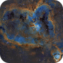The Heart Nebula,                                Samara