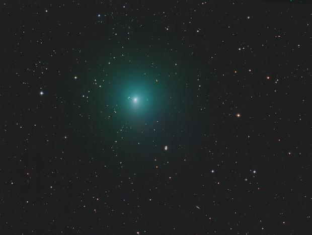Comet 41P/Tuttle–Giacobini–Kresak,                                Nikita Misiura