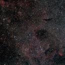 Milky Way in Cygnus,                                AC1000