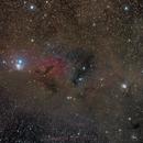 IC 348 NGC 1333,                                1074j