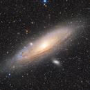 Andromeda Galaxy,                                Landon Boehm