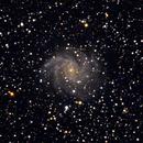 NGC 6946 (Fireworks Galaxy),                                Yu-Hang Kuo