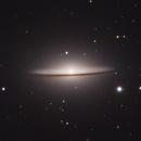 M104 - The Sombrero Galaxy,                                blastrophoto