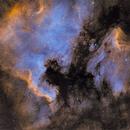 NGC7000, IC5070,                                starhopper