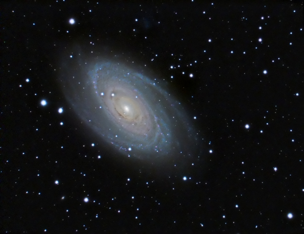 M 81 (StarParty 2018 spring),                                Paul Muskee
