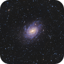 NGC 6744 - Closer look on this Galaxy,                                Diego Gama
