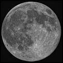 Full Worm Moon 2019 - 36 MPix,                                Pawel Zgrzebnicki