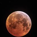 Eclipsed Moon & Stars,                                Seymore Stars