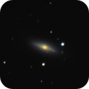 M102. The Spindle Galaxy. NGC 5866.,                                Sergei Sankov