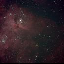 Eta Carinae Nebula,                                Paulo Roberto Furlan