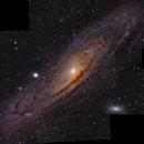 M31 Mosaic - No Deconvolved,                                Alvaro12345