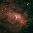 Bubble Nebula,                                JonM