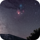 Scorpius behind Ötscher - Austria,                                astrodan