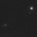 M53 and NGC 5053,                                pirx13