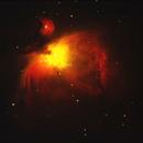 M42 (narrowband),                                Igor Fulvi