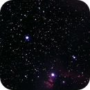 Orion belt & Horsehead nebula ,                                omar salah