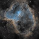 Heart Nebula,                                Seth
