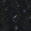 NGC 4565,                                Arnedo Kévin