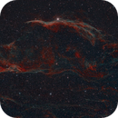 Western Veil NGC6960,                                Swanny