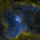 Heart Nebula – IC 1805,                                Franco Silvestrini