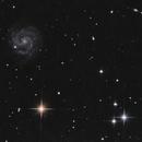 NGC 3184,                                Ryan Betts