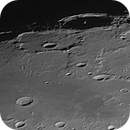 Waxing gibbous moon - North-east area,                                Jean-Marie MESSINA