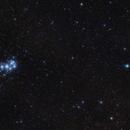 Plejaden und Lovejoy C2014 Q2,                                ursus007