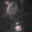 Below Orion's Belt,                                Steven Bellavia