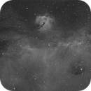 Seagull Nebula, IC 2177,                                Ou Mingzhi