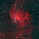 IC 405 - Flaming Star Nebula,                                Jim Davis