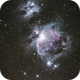 M42 Orion Nebula,                                Knut Hagen