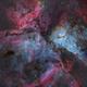 NGC3372 Carina Nebula RGB,                                HaiqiHuo