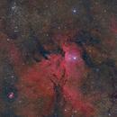 NGC 6188,                                George Vlazny